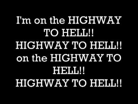 Letra Original Y Traducida De Acdc Highway To Hell