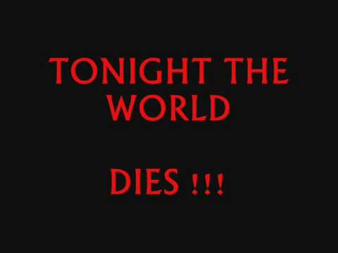 Avenged Sevenfold Tonight the world dies