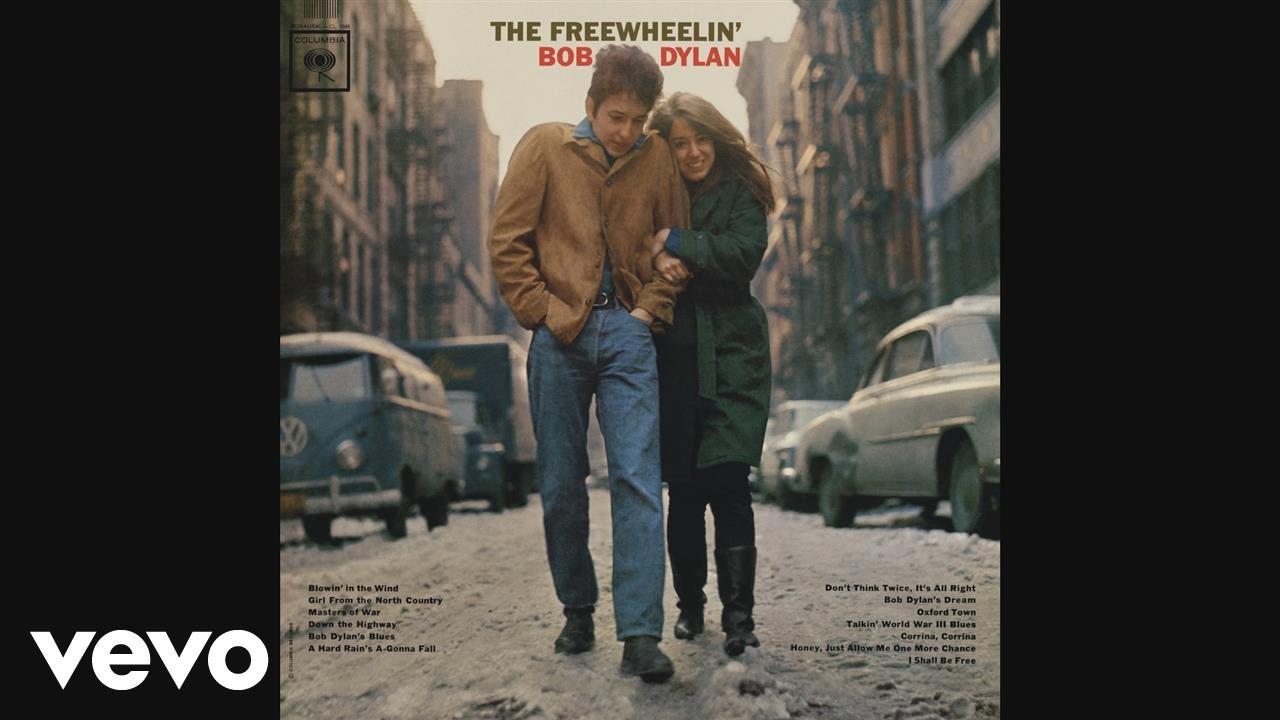Bob Dylan A hard rain's a-gonna fall