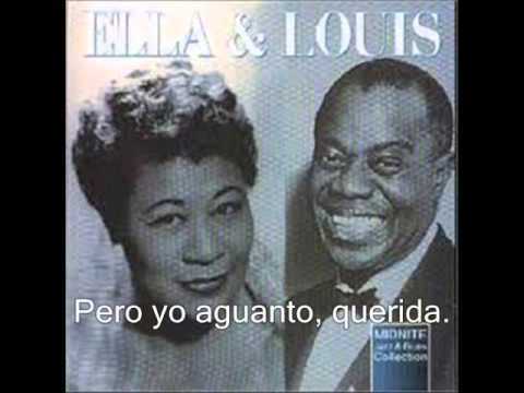Letra Original Y Traducida De Ella Fitzgerald Louis Armstrong Dream A Little Dream Of Me
