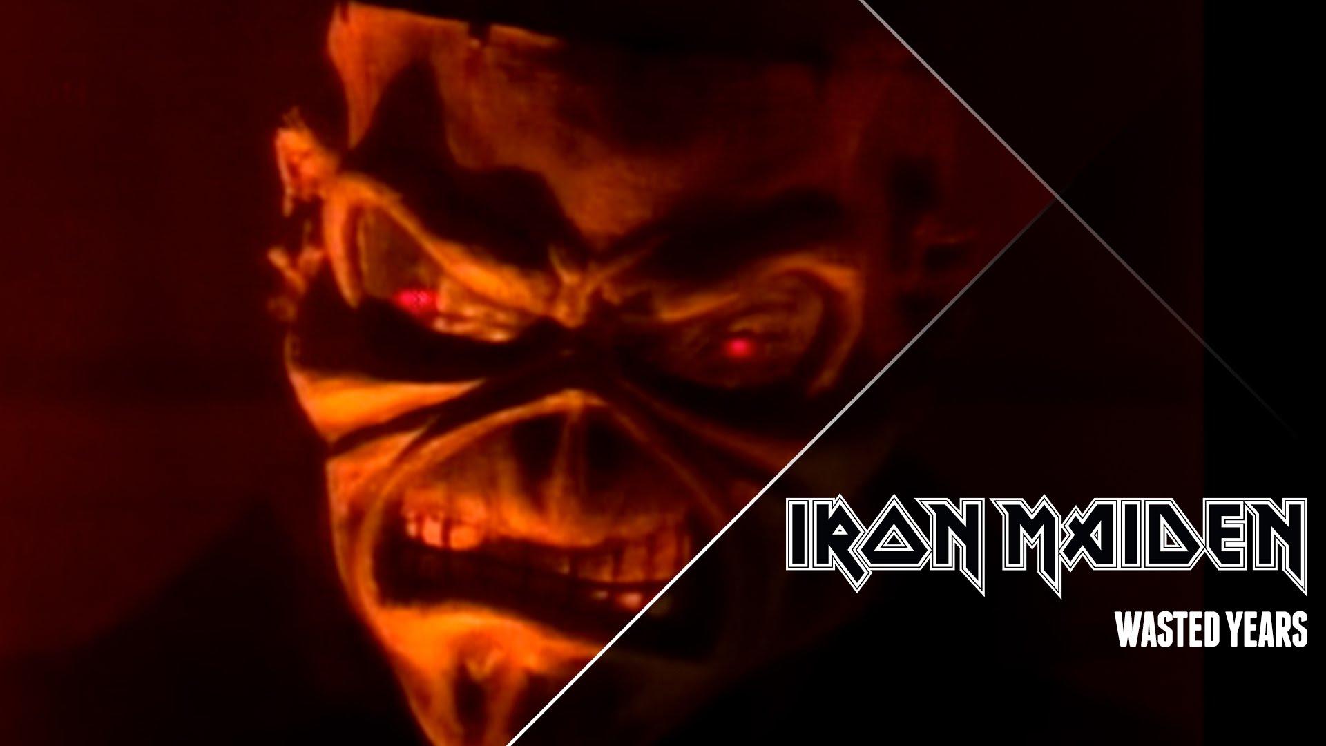 Letra Traducida Iron Maiden Wasted Years