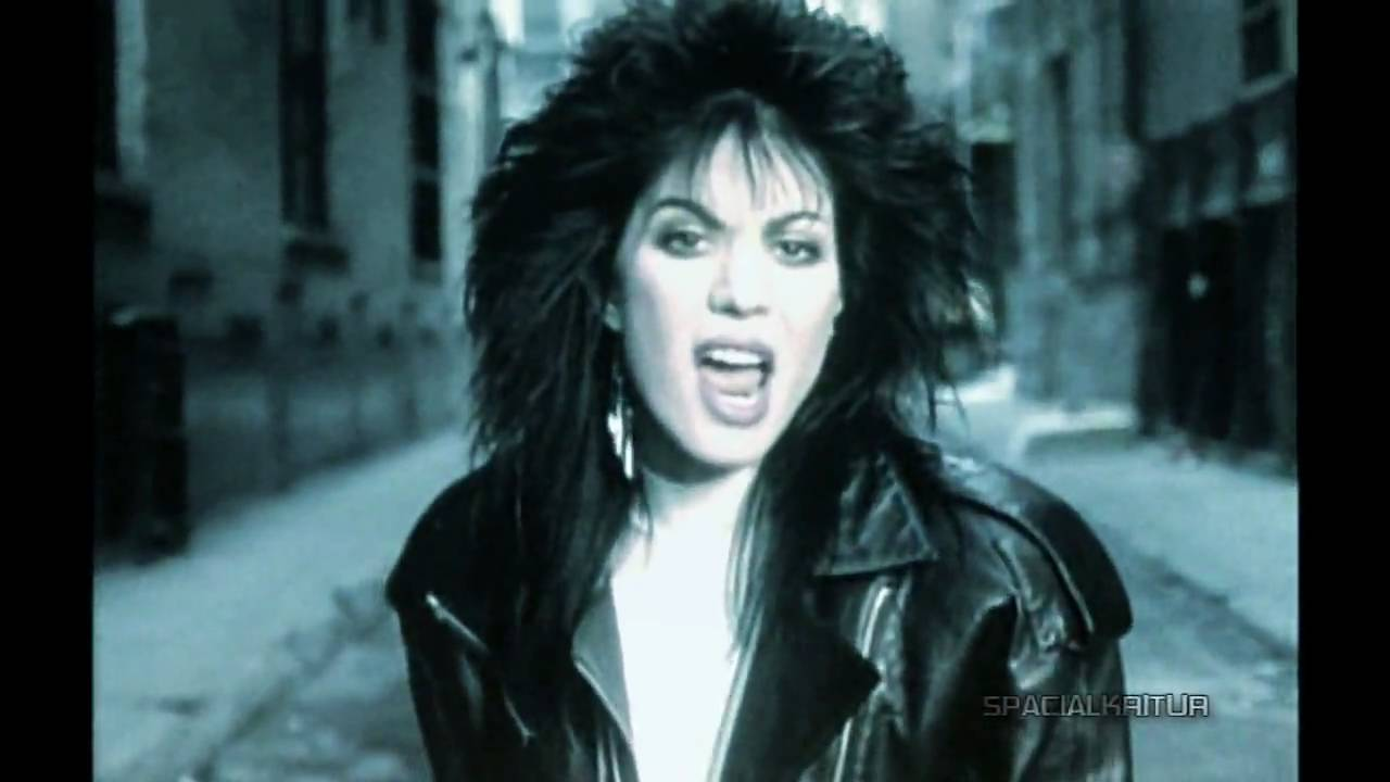 Joan Jett I hate myself for loving you