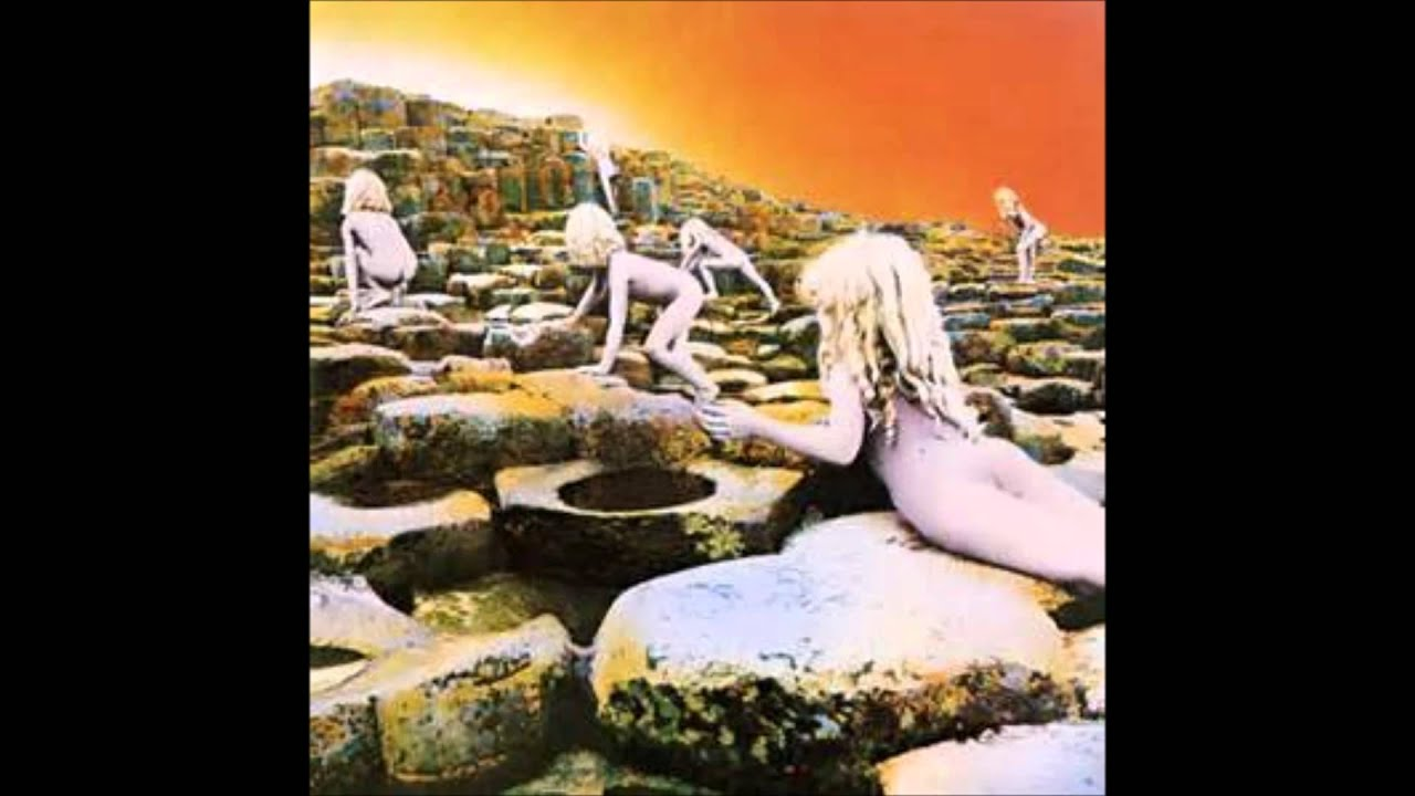 Led Zeppelin The rain song