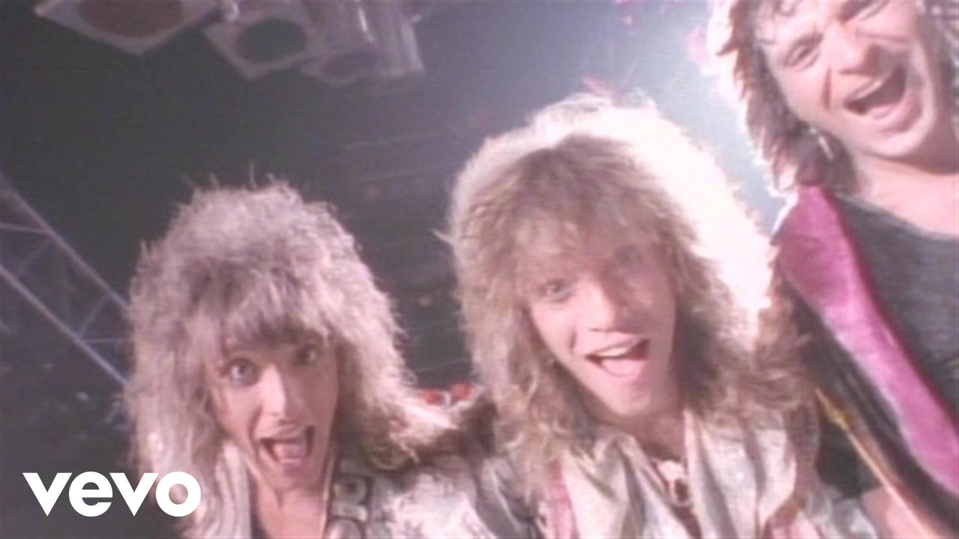 Letra Original Y Traducida De Bon Jovi You Give Love A Bad Name