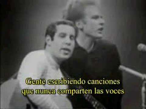 Simon & Garfunkel The sound of silence