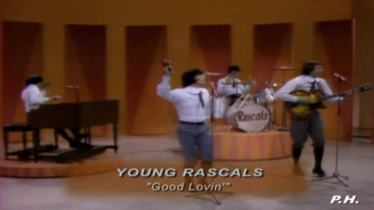 The Young Rascals Good lovin'
